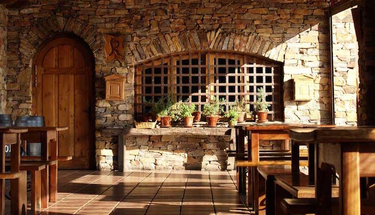 3 - Terraza del restaurante